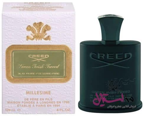 item XL 5013344 1670174 - ادو پرفيوم مردانه کريد مدل Green Irish Tweed حجم 120 ميلي ليتر