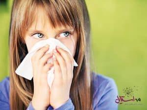 حساسیت به عطر و ادکلن دومین نوع از رایجترین انواع حساسیت در دنیا میباشد