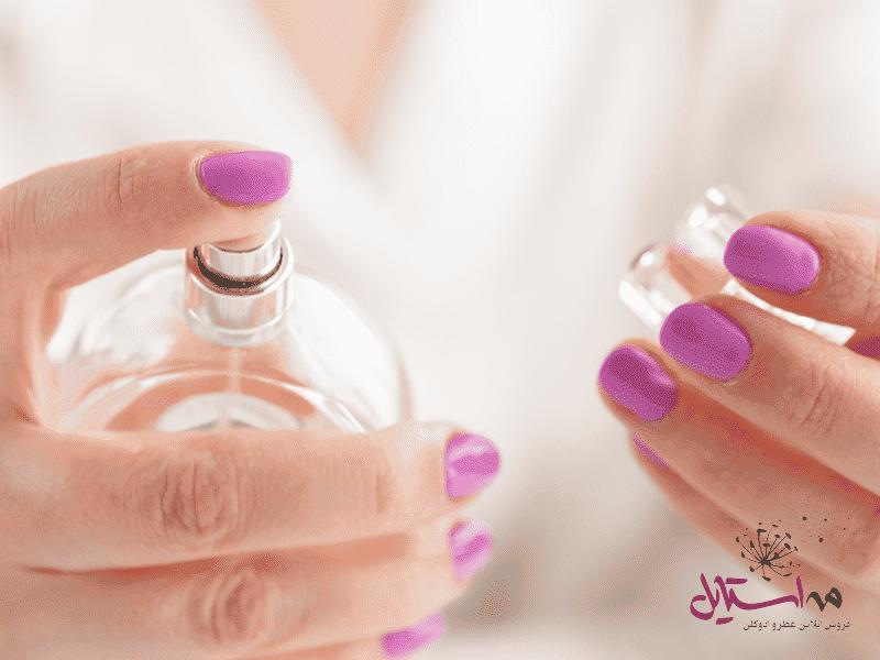 تصویر ۱ - انواع حساسیت به عطر و ادکلن