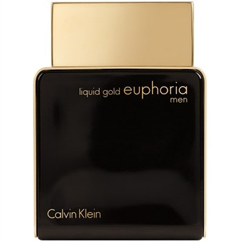 Perfume Calvin Klein Liquid Gold Euphoria Men Eau De Parfum for Men 100ml - ادو پرفيوم مردانه کلوين کلاين مدل Liquid Gold Euphoria Men حجم 100 ميلي ليتر