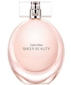 Perfume Calvin Klein Sheer Beauty Eau De Toilette For Women 100ml459f2a 247x296 - ادو تويلت زنانه کلوين کلاين مدل Sheer Beauty حجم 100 ميلي ليتر