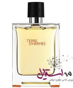 Perfume Hermes Terre D Hermes Eau De Toilette For Men 100mled8b32 247x296 - ادو تويلت مردانه هرمس مدل Terre De Hermes حجم 100 ميلي ليتر