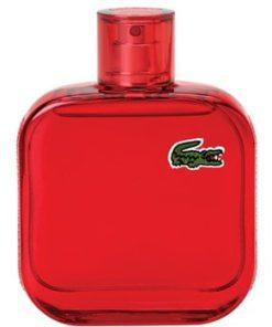 Perfume Lacoste L.12.12 Rouge Eau De Toilette For Men 100ml7269b2 247x296 - ادو تويلت مردانه لاگوست L.12.12 Rouge حجم 100ml