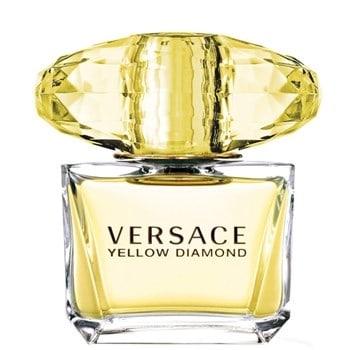 ادو تويلت زنانه ورساچه مدل Yellow Diamond حجم 90 ميلي ليتر