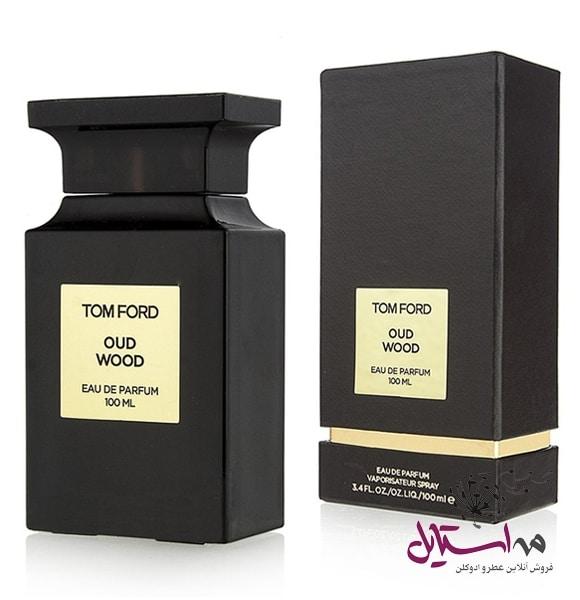 TOM FORD OUD WOOD 100 ML EDP - ادو پرفیوم تام فورد مدل Oud Wood حجم 100 میلی لیتر