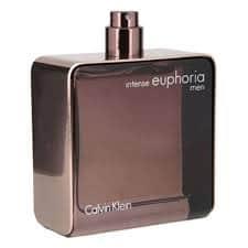 download - ادو تويلت مردانه کلوين کلاين مدل Euphoria Intense حجم 100 ميلي ليتر