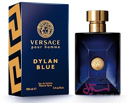 item XL 11603773 73509737 - ادو تويلت مردانه ورساچه مدل Pour Homme Dylan Blue حجم 100 ميلي ليتر