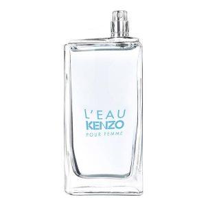 یکی از خنکترین عطرهای زنانه در تمام دنیا را با نام «لئو کنزو» (L'Eau Kenzo) میشناسیم. این عطر ارزشمند را برند فرانسوی «کنزو» (Kenzo) تولید میکند.