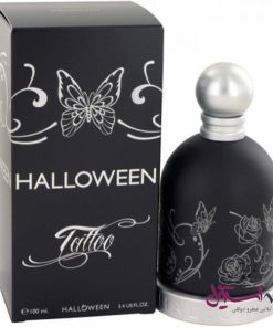 ادو تویلت زنانه خسوس دل پوزو مدل Halloween Tattoo Woman حجم 100 میلی لیتر