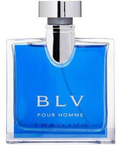 این عطر یک ترکیب از عناصر متضادی است که بهخوبی با هم هماهنگ شدهاند.این ادو تویلت مردانه بولگاری مدل BLV Pour Homme نام دارد.