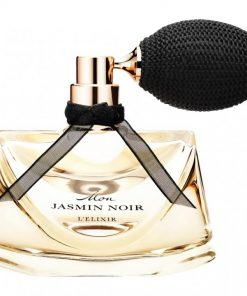 ادو پرفیوم زنانه بولگاری مدل Mon Jasmin Noir L'Elixir حجم 50 میلی لیتر