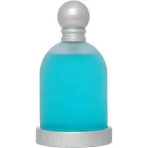 ادو تویلت زنانه خسوس دل پوزو مدل Halloween Blue Drop حجم 100 میلی لیتر برند اسپانیایی «خسوس دل پوزو» (Jesus Del Pozo) در سال 2012، یکی از بهترین عطرهای زنانهاش را طراحی و معرفی کرد. این ادو تویلت «هالویین بلو دراپ» (Halloween Blue Drop) نام دارد.