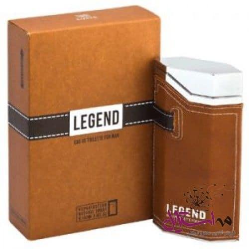 item XL 7114447 5145853 - ادو تویلت مردانه امپر مدل Legend حجم 100 میلی لیتر