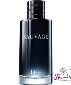 ادو تویلت مردانه دیور مدل Sauvage حجم 200 میلی لیتر