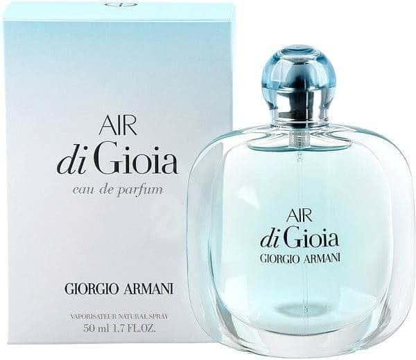 ImgW 1 1 600x520 - ادو پرفیوم زنانه جورجیو آرمانی مدل Air Di Gioia حجم 50 میلی لیتر