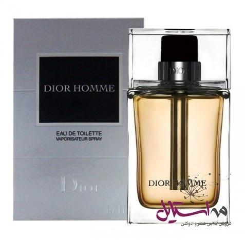 ادو تویلت مردانه دیور مدل Dior Homme حجم 100 میلی لیتر