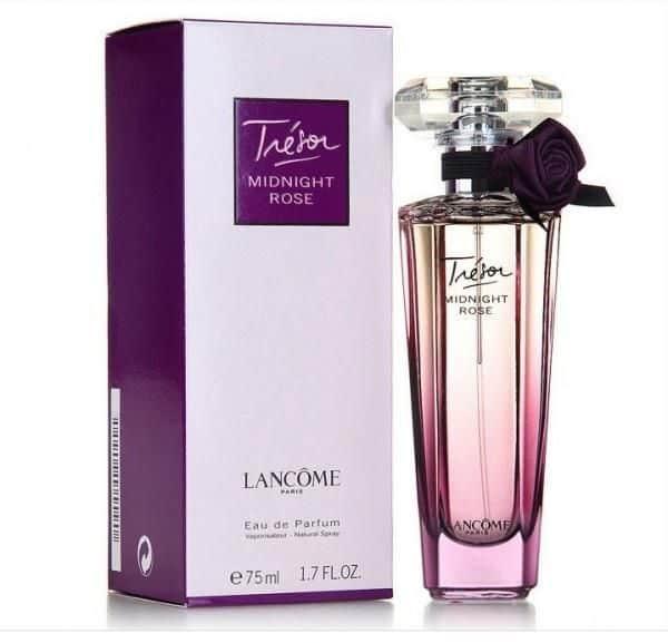 item XL 9651377 11131268 600x577 - ادو پرفیوم زنانه لانکوم مدل Tresor Midnight Rose حجم 75 میلی لیتر