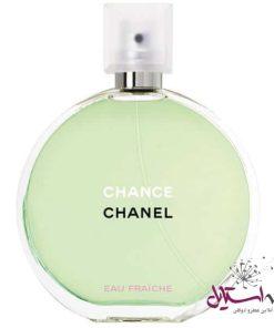 ادو تویلت زنانه شانل مدل Chance Eau Fraiche حجم 150 میلی لیتر