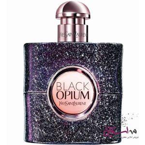 1152169 300x300 - ادو پرفیوم زنانه ایو سن لوران مدل Black Opium Nuit Blanche حجم 90 میلی لیتر