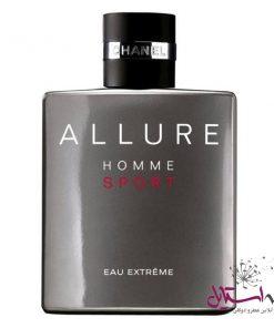 ادو پرفیوم مردانه شانل مدل Allure Homme Sport Eau Extreme حجم 150 میلی لیتر