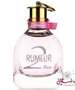 ادو پرفیوم زنانه لنوین Rumeur Rose حجم 100ml