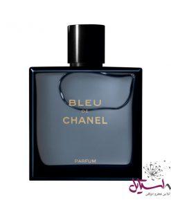 ادو پرفیوم مردانه شانل مدل Bleu de Chanel Parfum حجم 100 میلی لیتر