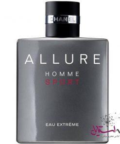 ادو پرفیوم مردانه شانل مدل Allure Homme Sport Eau Extreme حجم 100 میلی لیتر