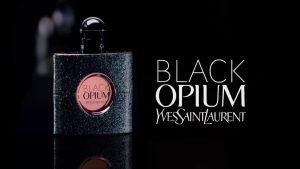 4  black opium 300x169 - ادو پرفیوم زنانه ایو سن لوران مدل Black Opium حجم 90 میلی لیتر