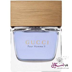 58620 300x300 - ادو تویلت مردانه گوچی مدل Gucci Pour Homme II حجم 100 میلی لیتر