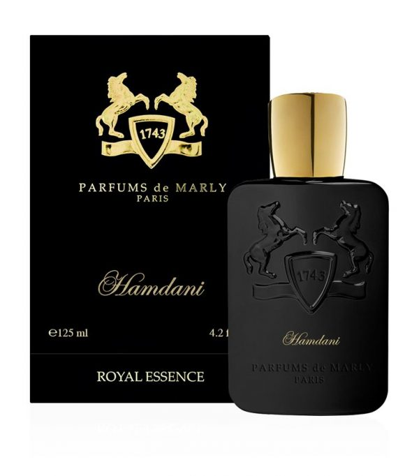 hamdani eau de parfum 000000000005037874 600x682 - ادو پرفیوم پرفیوم دو مارلی مدل Hamdani حجم 125 میلی لیتر
