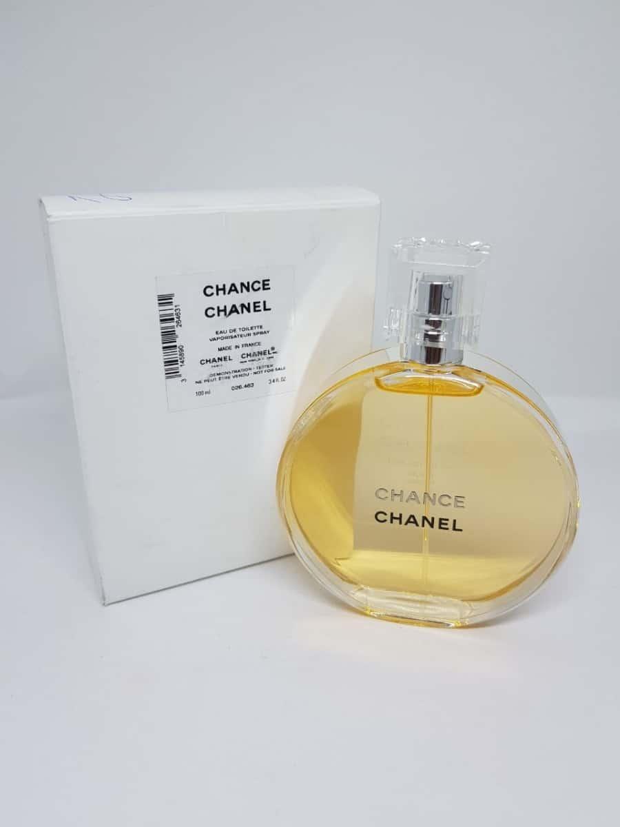 perfume chanel chance eau de toitelle 100 ml tester D NQ NP 724900 MLB26919987069 022018 F - تستر ادو پرفیوم زنانه شانل مدل Chance حجم 100 میلی لیتر
