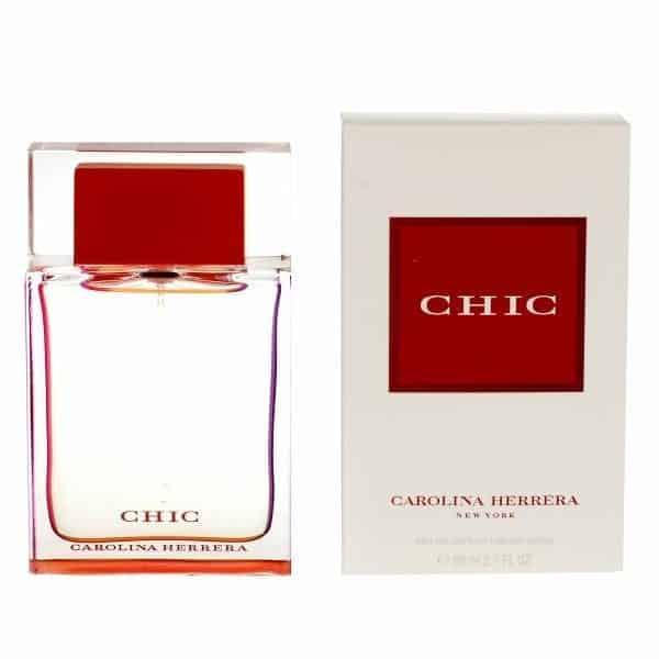 perfumes chicch 600x600 - ادو پرفیوم زنانه کارولینا هررا Chic حجم 80ml
