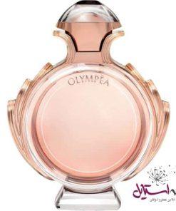 1128747 247x296 - ادو تویلت زنانه پاکو رابان مدل Olympea Aqua حجم 80 میلی لیتر
