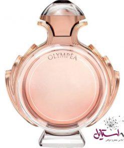 ادو پرفیوم زنانه پاکو رابان مدل Olympea حجم 50 میلی لیتر