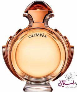 ادو پرفیوم زنانه پاکو رابان مدل Olympéa Intense حجم 80 میلی لیتر