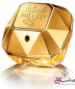 ادو پرفیوم زنانه پاکو رابان مدل Lady Million حجم 80 میلی لیتر