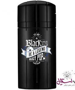 ادو تویلت مردانه پاکو رابان Black XS Be a Legend حجم 100ml