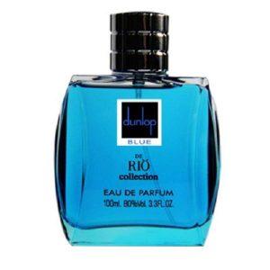 ادو پرفیوم مردانه ریو کالکشن مدل Dunlop Blue حجم 100ml