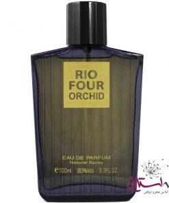 2010867 247x296 - ادو پرفیوم مردانه ریو کالکشن مدل Rio Four Orchid حجم 100ml