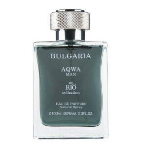 ادو پرفیوم مردانه ریو کالکشن مدل Bulgaria Aqwa حجم 100ml