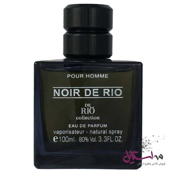 356686 - ادو پرفیوم مردانه ریو کالکشن مدل Rio Noir De Rio حجم 100ml