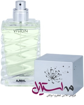 ajmal vision eau de parfum for men 100 ml   18 - ادوپرفیوم مردانه اجمل مدل Vision حجم 100 میلی لیتر