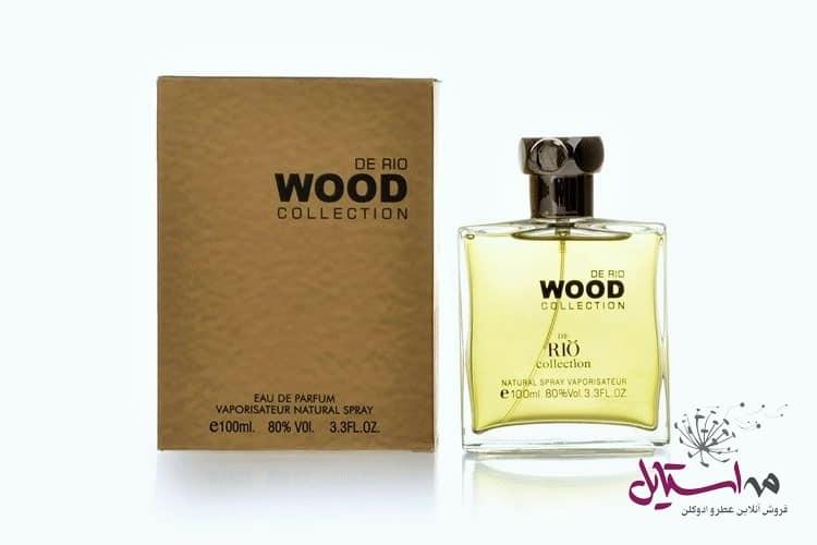 wood brown for men 100ml 2 750x500 2 - ادو پرفیوم مردانه ریو کالکشن مدل Wood Brown حجم 100 میلی لیتر