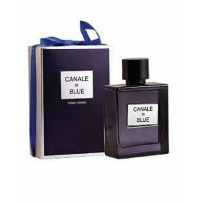 مردانه fragrance world canale di blue 100ml edp - ادو پرفیوم مردانه فراگرنس ورد مدل Canale Di Blue حجم 100 میلی لیتر
