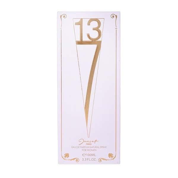 پرفیوم زنانه ژک ساف Jacsaf F713 Eau De Parfum For Women 100ml 3 - ادو پرفیوم زنانه ژک ساف مدل F713 حجم 100 میلی لیتر