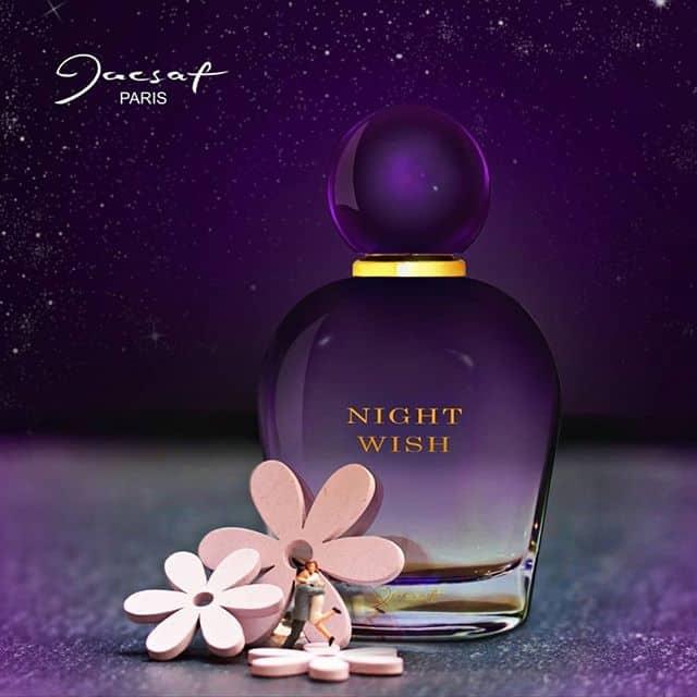 41433653 2191456754431134 7409287128934966875 n - ادو پرفیوم زنانه ژک ساف مدل Night Wish حجم 100 میلی لیتر