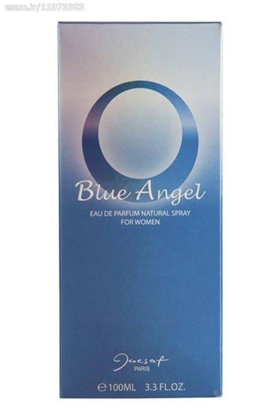 4313819 1537180904 631 - ادو پرفیوم زنانه ژک ساف مدل Blue Angel حجم 100 میلی لیتر