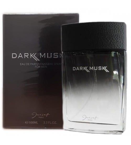 Jacsaf Dark Musk2 500x554 0 - ادو پرفیوم مردانه ژک ساف مدل Dark Musk حجم 100 میلی لیتر