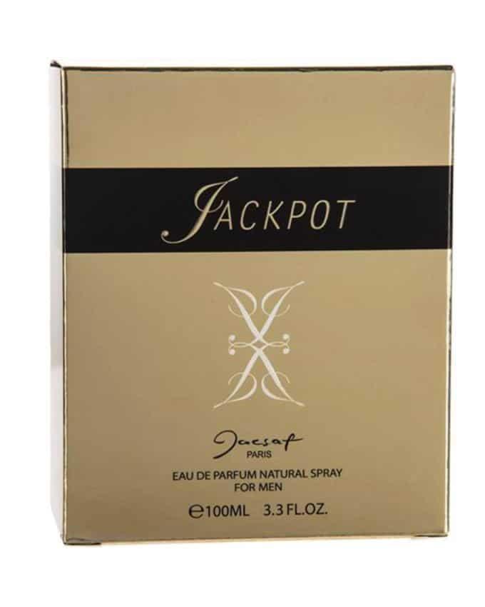 jacsaf 3578 9111664 2 zoom - ادو پرفیوم مردانه ژک ساف مدل Jackpot حجم 100 میلی لیتر