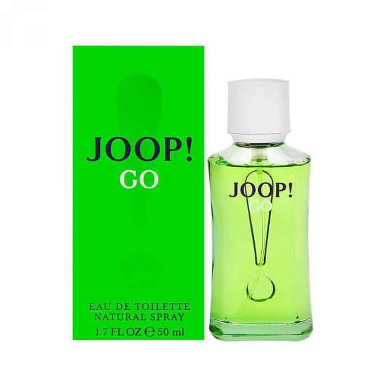 joop go 1 - ادو تویلت مردانه ژوپ مدل Go حجم 100 میلی لیتر